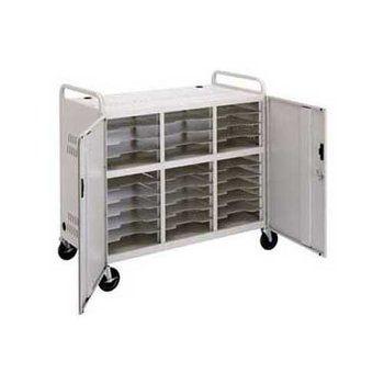 Da-Lite CT-LS30 Advanced Laptop Storage Cart