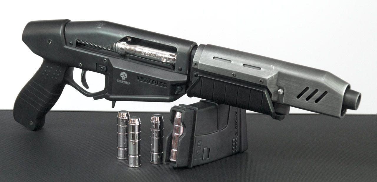 theomeganerd cyberpunk 2077 �militech crusher� weapon