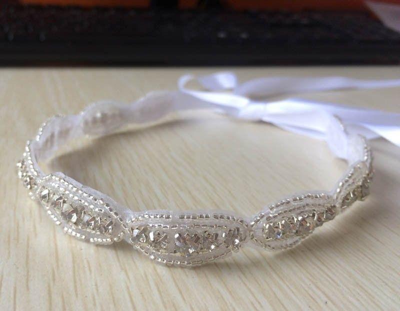 2016 hohe qualität romantische hochzeit kristall strass stirnband