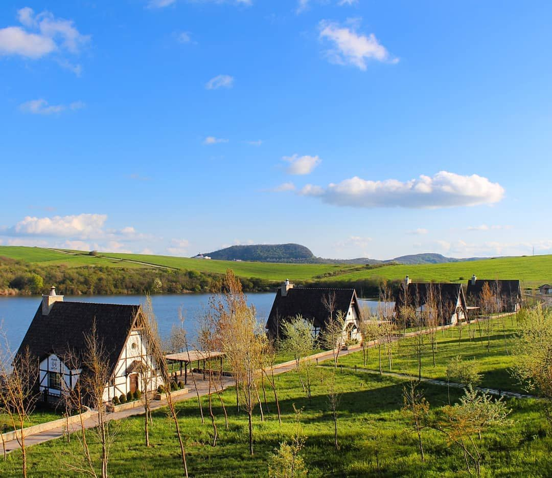 Sakit Gol Samaxi Azərbaycan Natural Landmarks Outdoor Landmarks