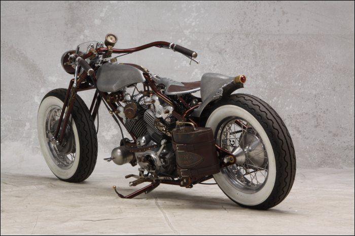 Bike Name Rottweiler Engine Honda Gl160 Megapro Owner Candra