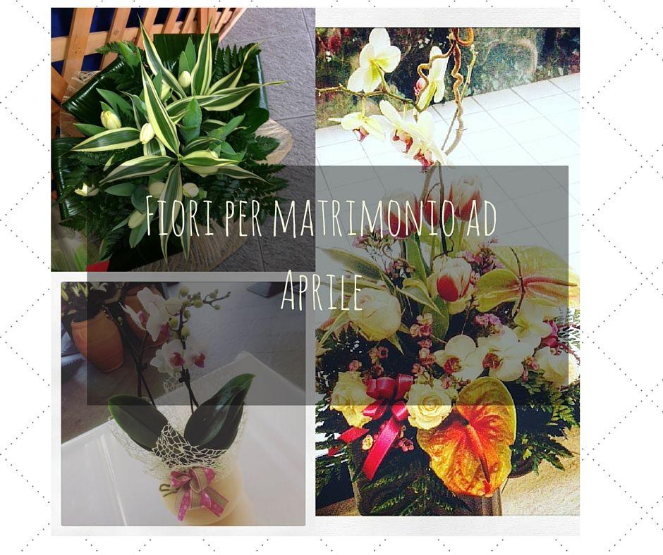 Fiori per matrimonio ad Aprile #magariungiorno