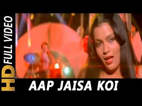 aap jaisa koi nazia hassan mp3 free download