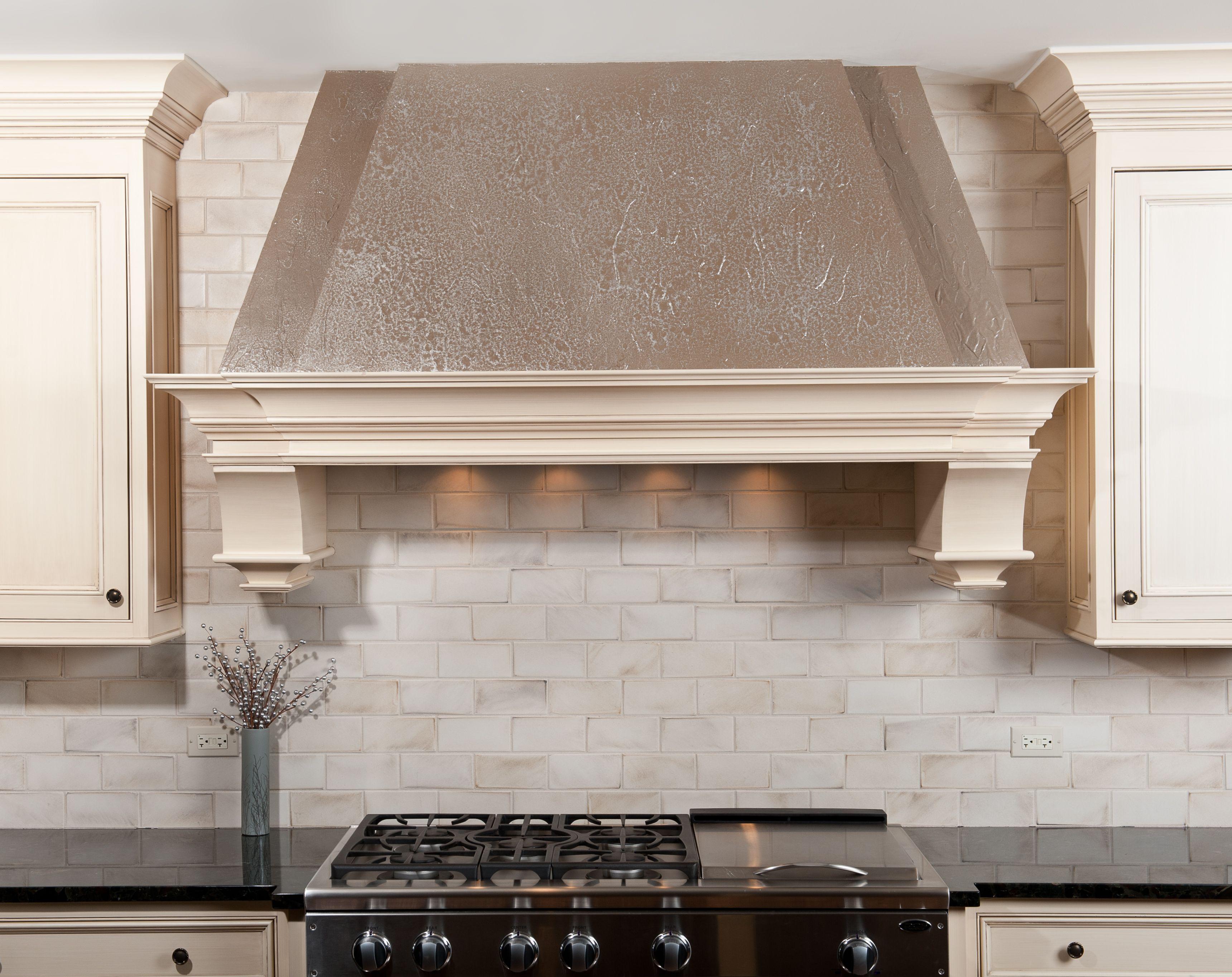 Decorative stove top