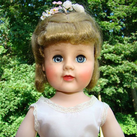 1950-53 Madeline Doll Ball Jointed Madame Alexander Hard To Find 18 inch by AmericanBeautyDolls on Etsy