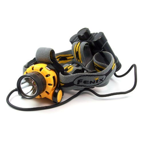 Fenix Headlamps for Camping, Night Hiking, and Search & Rescue