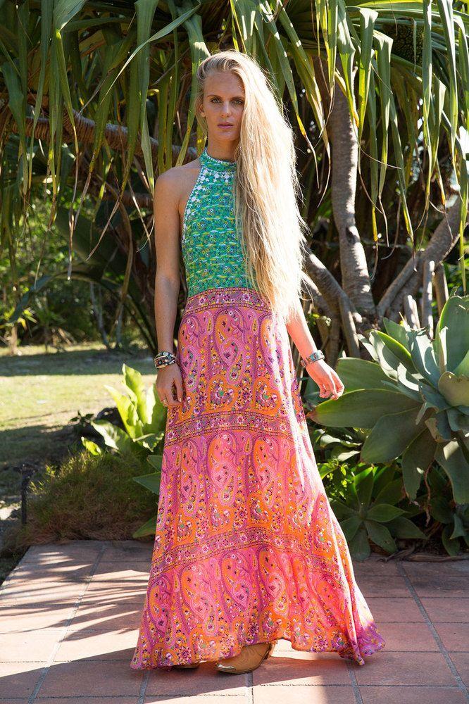 Arnhem clothing sugar maxi dress