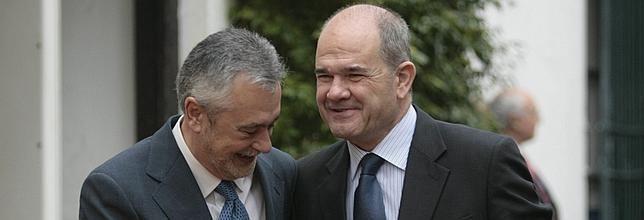 El Supremo cita como imputados a Chaves y Griñán por el caso de los ERE http://w.abc.es/8cgt7w