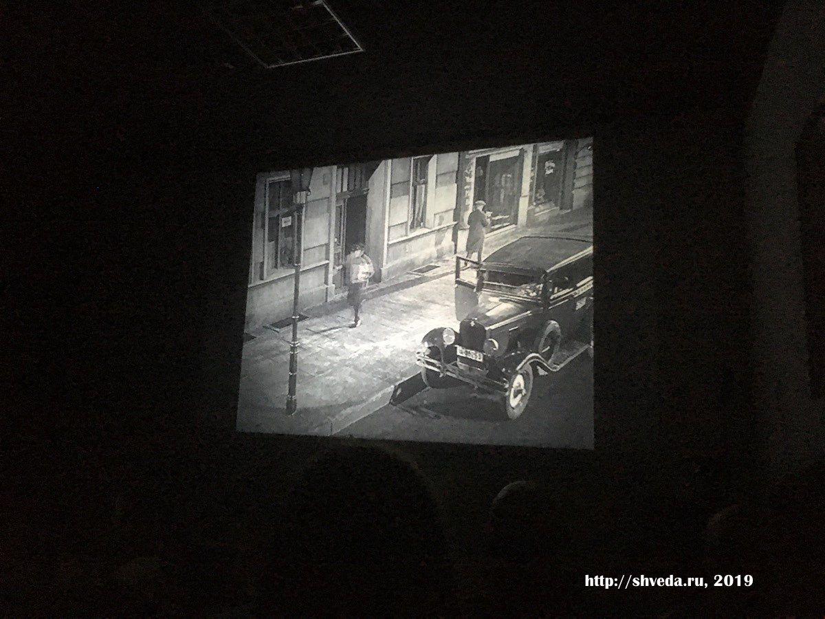Кадры из фильма М-убийца Фрица Ланга