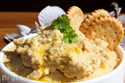 Di gotuje: Humus - pasta z ciecierzycy