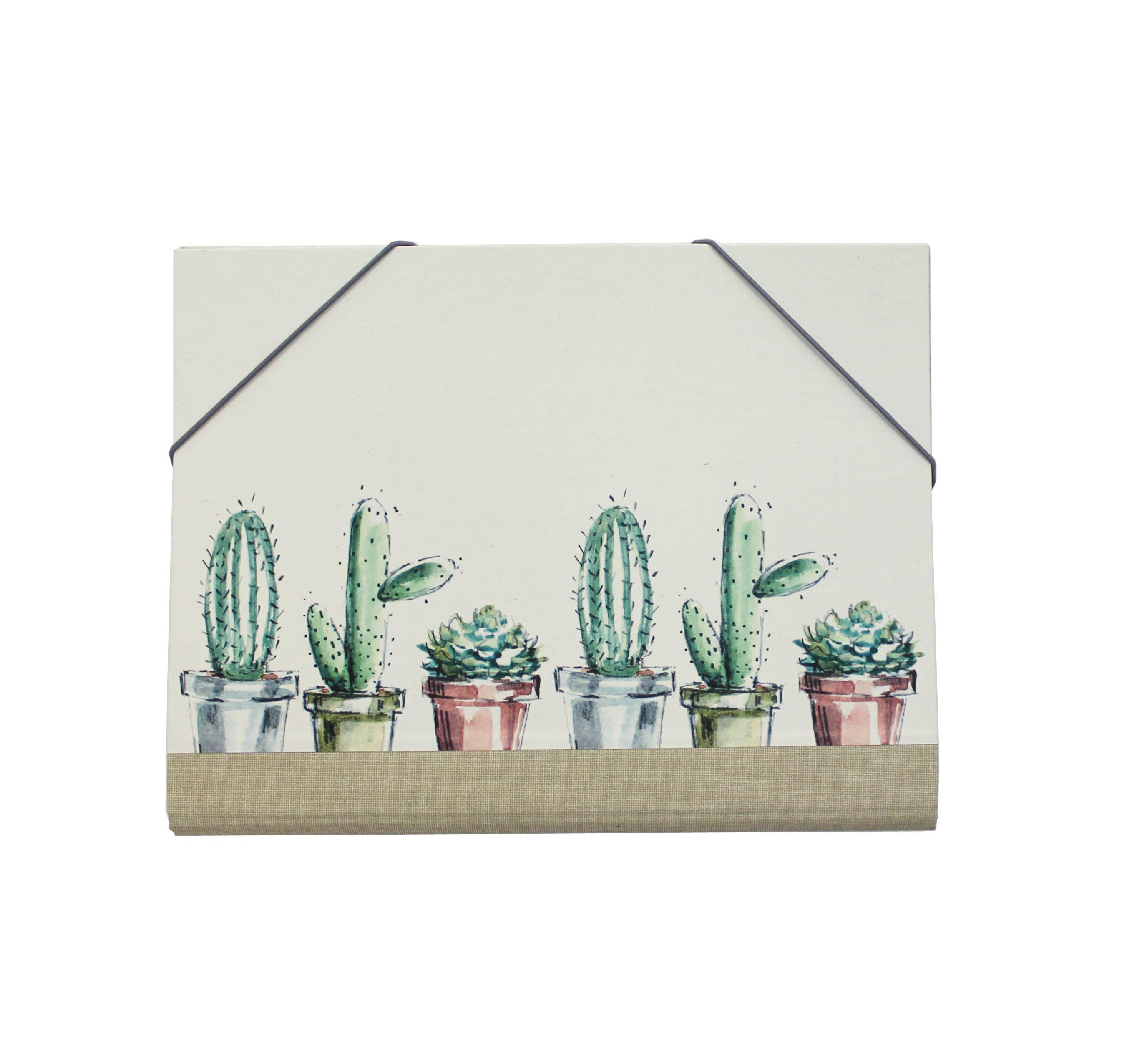 Carpeta colección Cactus - Pepa Paper