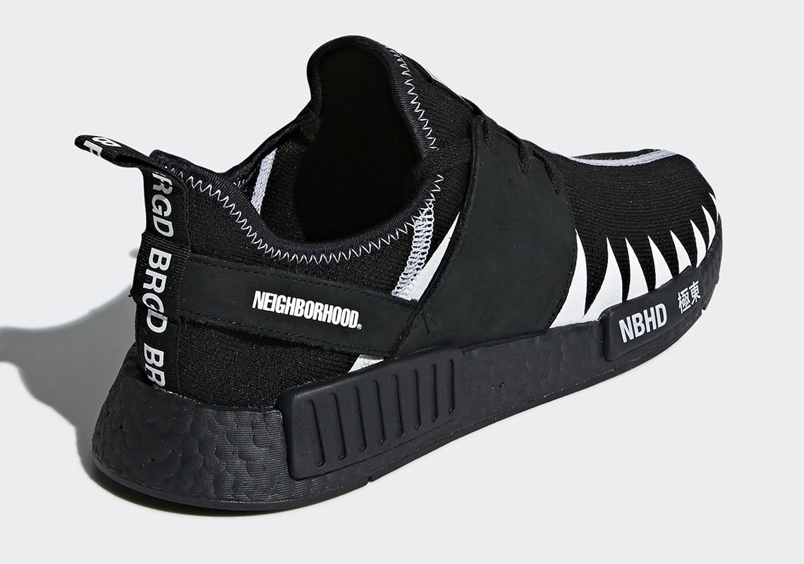 Neighborhood adidas NMD Detailed Photos | Shoes | Pinterest