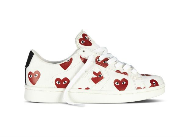 A Playful Collection: Converse Reunites with Comme Des