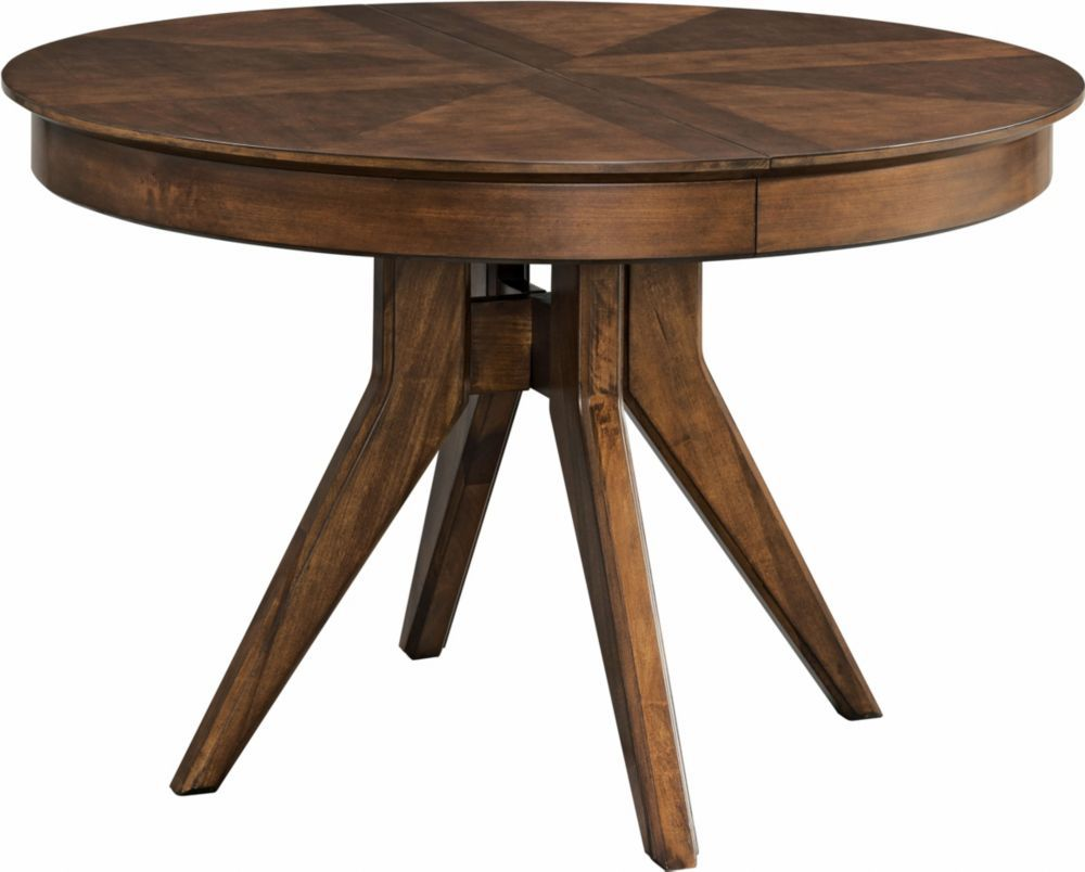 Studio 1904 round table the studio 1904 round table stands for 44 inch round dining table with leaf