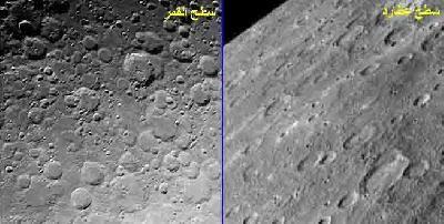 ماذاتعرف عن سطح كوكب عطارد سطح عطارد شبيه بسطح القمر أنظر الصورة التالية وظروف سطحه هي من بين أقسى الظروف في نظامنا الشمسي ففي Solar System Blog Posts Blog