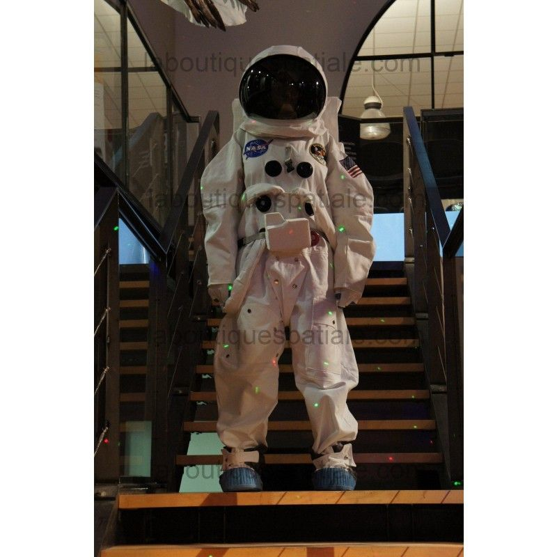 Location Combinaison Astronaute Mission Apollo