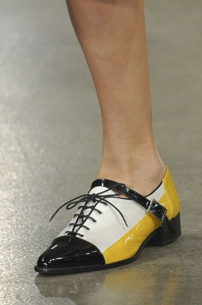 Spring/ Summer 2013 Shoe Trends - Flats and Loafers