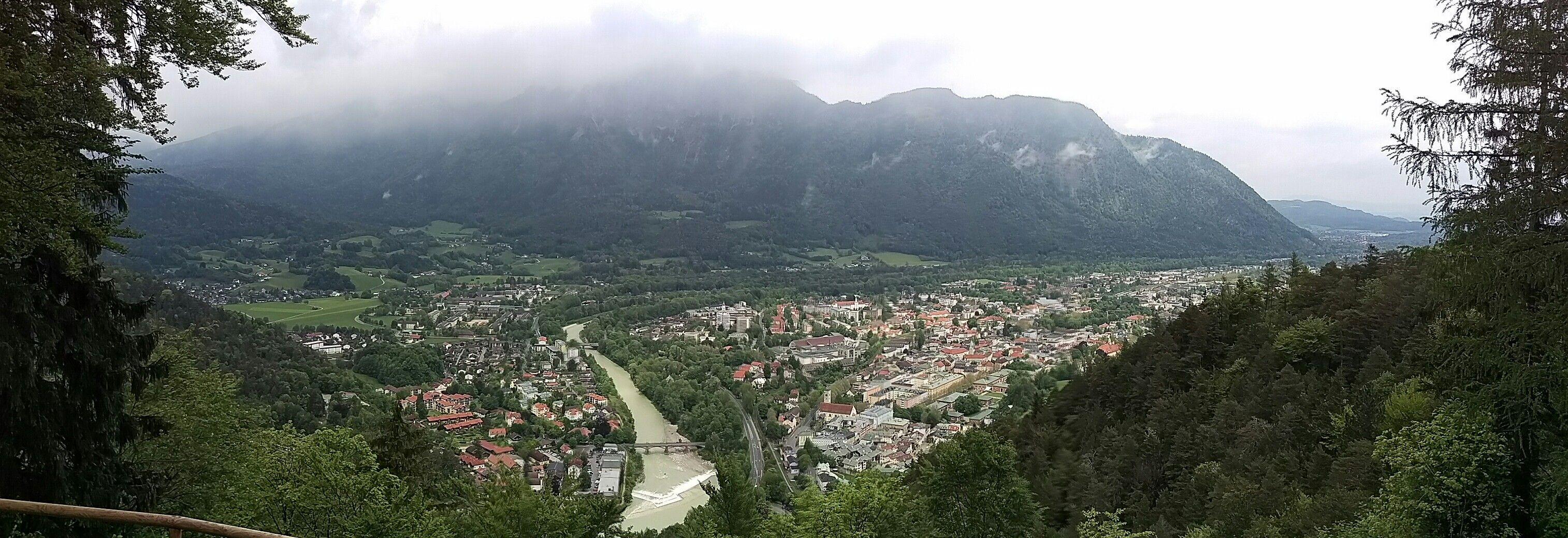 Bad Reichenhall - cloudy day