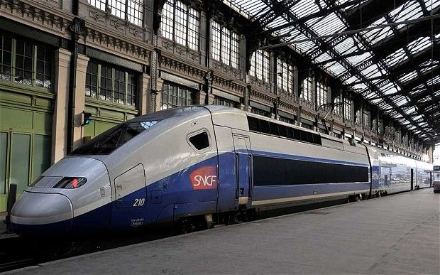 How To Get From Nice To Paris By Train