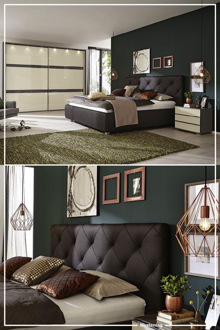 Musterring BILBAO Schlafzimmer | sleeping room | Schlafzimmer ...