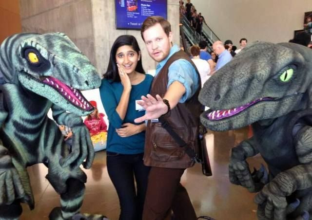 Jurassic World has been 2015\u0027s biggest box office smash so far - halloween costume ideas for the office