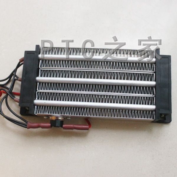 1 Piece Lot 220v 1300w 195x76x26mm Ptc Ceramic Air Electric Heater Plate With Insulating Film Mini Heating Element Chip Heating Element Ceramic Heater Heater