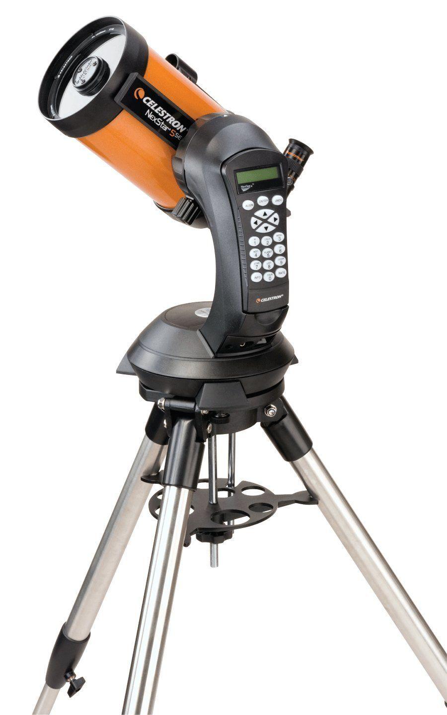 Celestron NexStar 5 SE Computerised Telescope: Amazon.co.uk: Camera & Photo