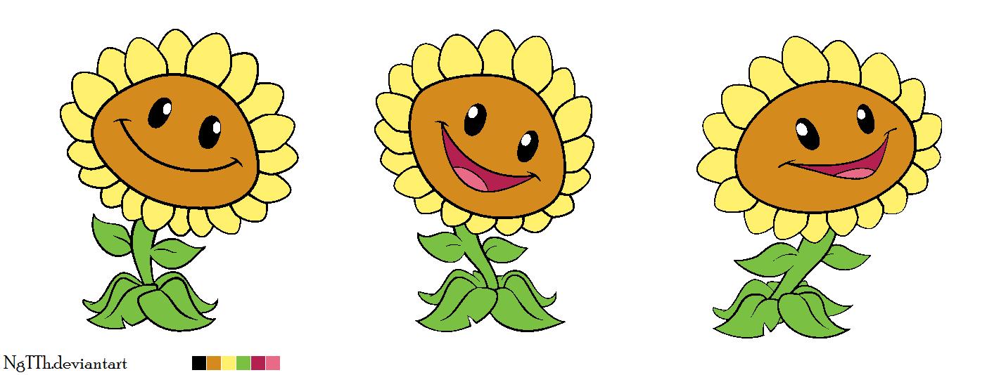 Plants Vs Zombies 2 Sunflower Plants Vs Zombies Plants Vs Zombies Birthday Party Plant Zombie