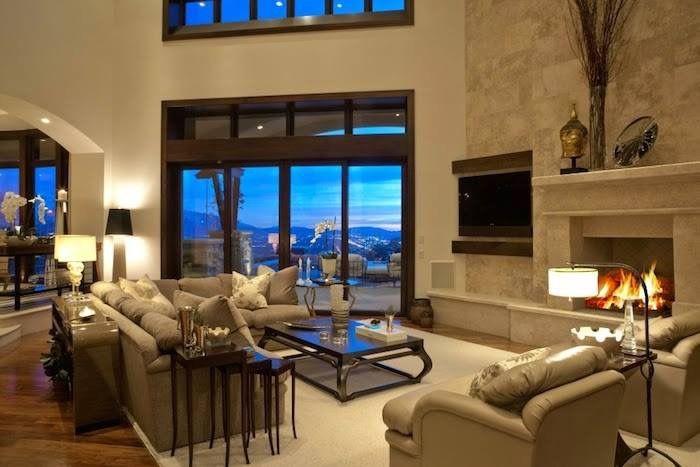 Wohnzimmer Ideen, Schlafzimmer Ideen, Wohnräume, Formale Wohnzimmer,  Luxuswohnungen, Erstaunliche Schlafzimmer, Wohnträume, Neutralen Farben,  Wohnideen
