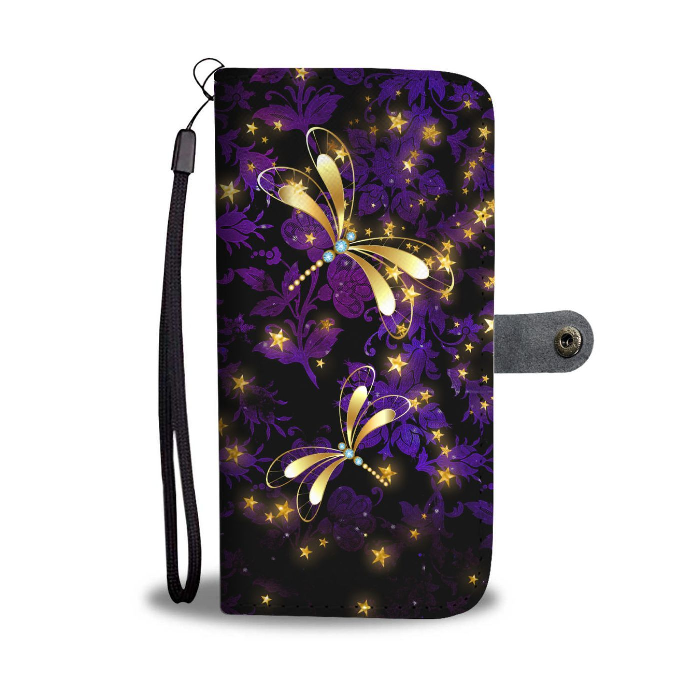 Damask dragonflies wallet cell phone case boasting vibrant colors and incredible detailing features anti-skimming RFID technology. Secure cell phone case, marble cell phone case, marble cell phone wallet, RFID Samsung Galaxy iPhone Google Pixel LG cell phone cases and wallets by Designing on Wine.  #designingonwine #butterfly #butterflies #butterflycellcase #iphonecase #samsungcase #cellphonecase #cellcase #customphonecase #customcellcase #damaskcellphone #damaskphonecase #damask…