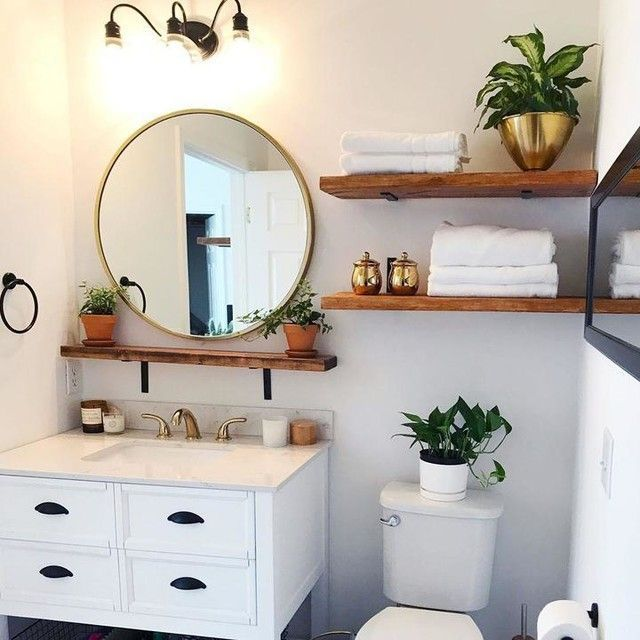 Impress Your Visitors with These 14 Adorable Half-Bathroom Designs #bathroommirrors#bathroomtiles#bathroomaccessories#bathroomrugs#bathroomscales #style #shopping #styles #outfit #pretty #girl #girls #beauty #beautiful #me #cute #stylish #photooftheday #swag #dress #shoes #diy #design #fashion #homedecor