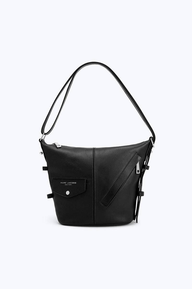 8362251ee43b Marc Jacobs The Mini Sling Bag in Black