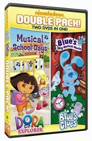 Nickelodeon's Back-To-School DVD Roundup {