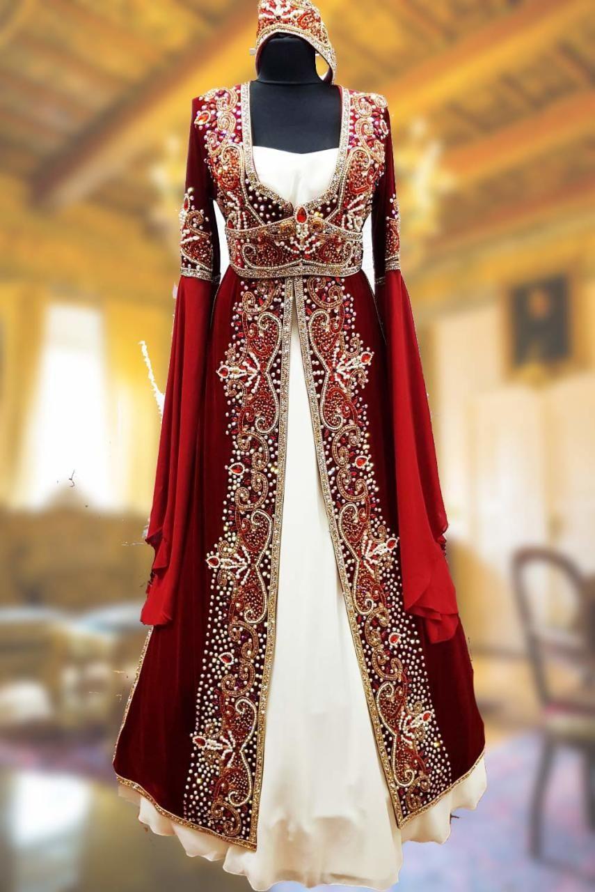 Kina Gecesi Kaftan Bindalli Kina Elbiseleri Afgan Elbiseler Elbise The Dress