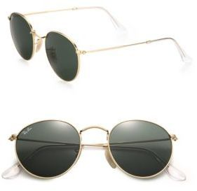 be1d57f0ad1fe Ray-Ban Round Sunglasses   LOVE