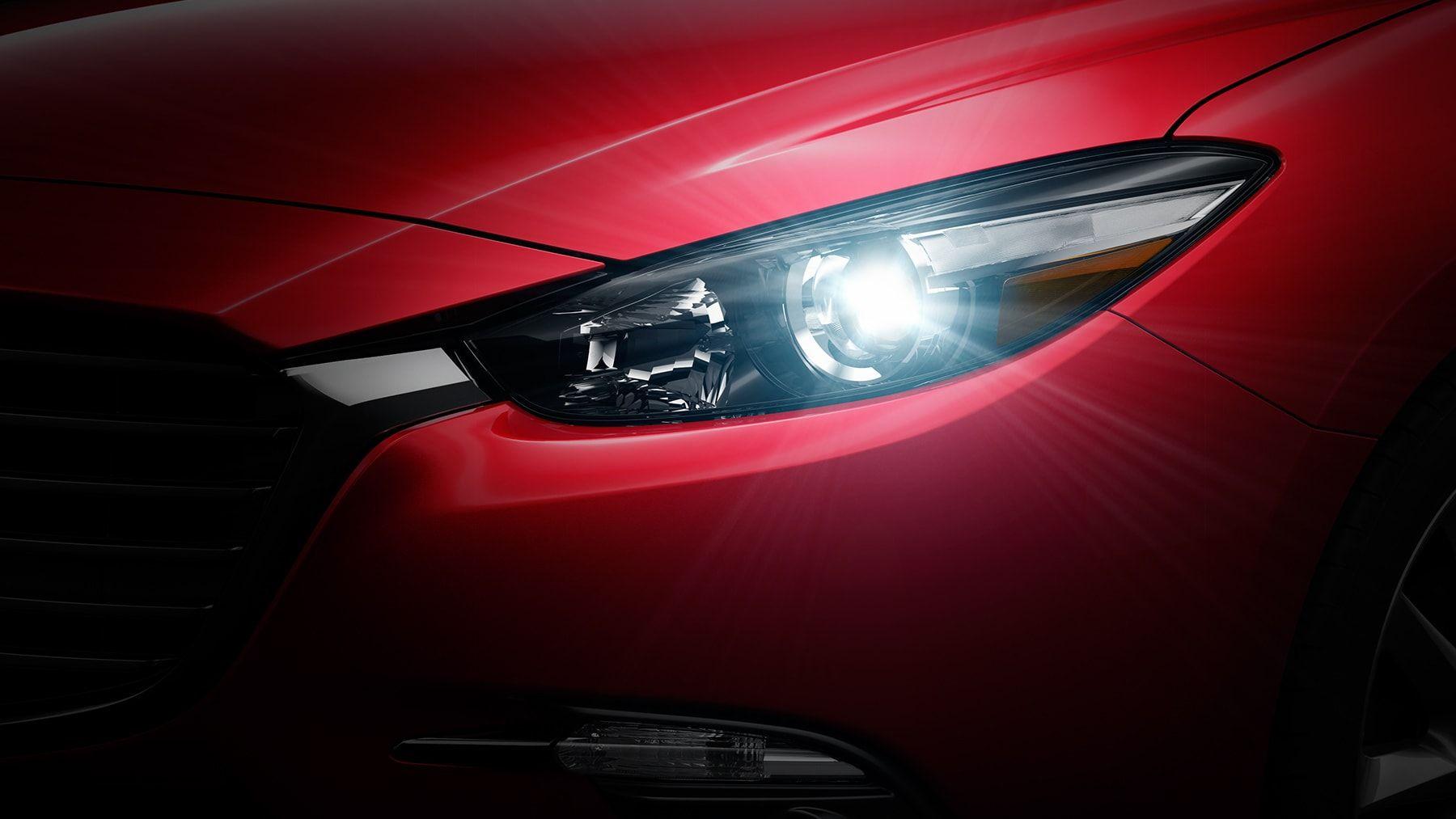 Galería del Vehículo Mazda 3 Hatchback Modelo 2017 Mazda