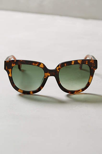 Ett Twa Vali Sunglasses Anthroregistry Sunglasses Eyewear