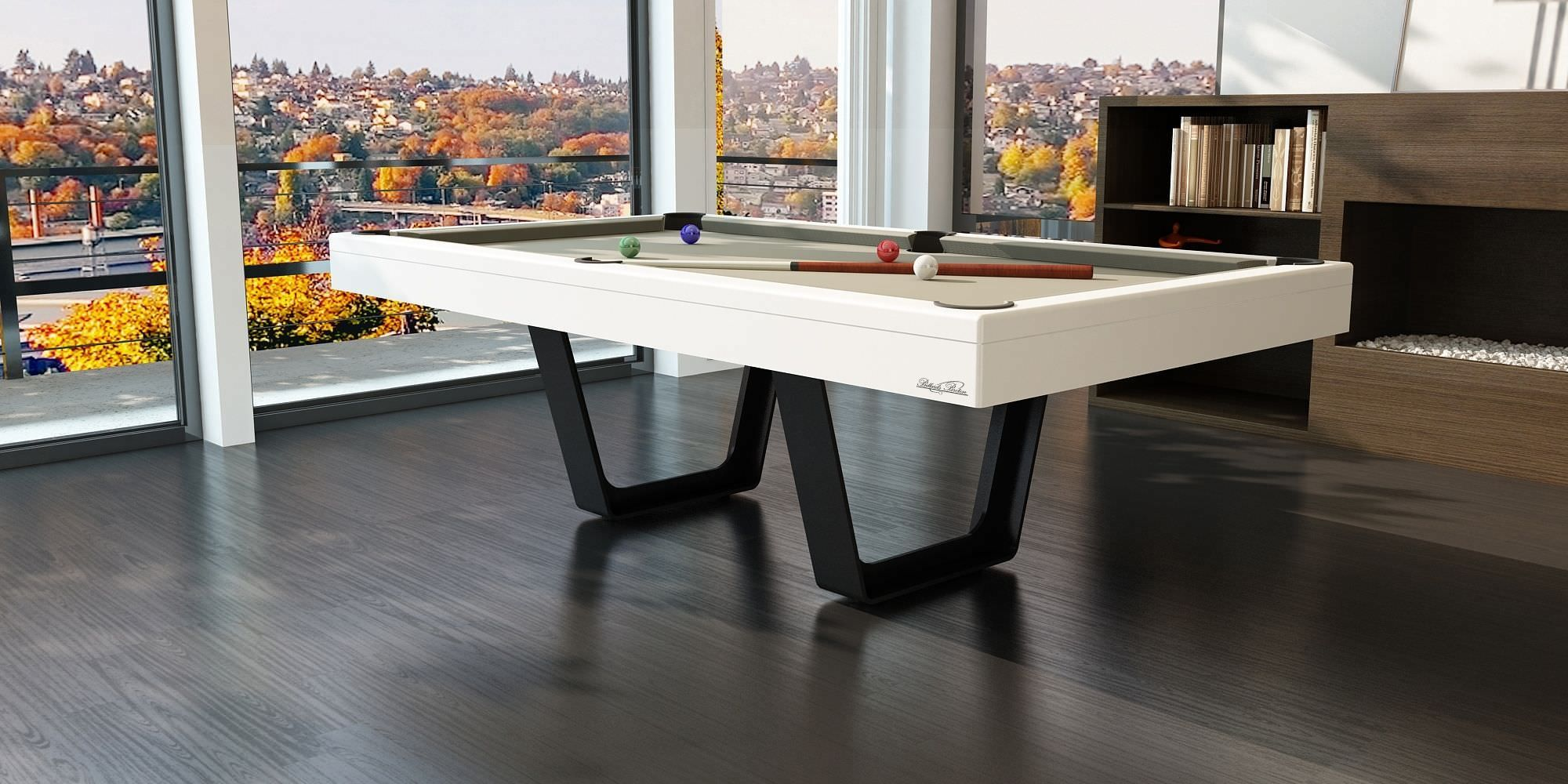 Awe Inspiring Informal Modern Dining Pool Table And Alluring Dining Pool Download Free Architecture Designs Grimeyleaguecom