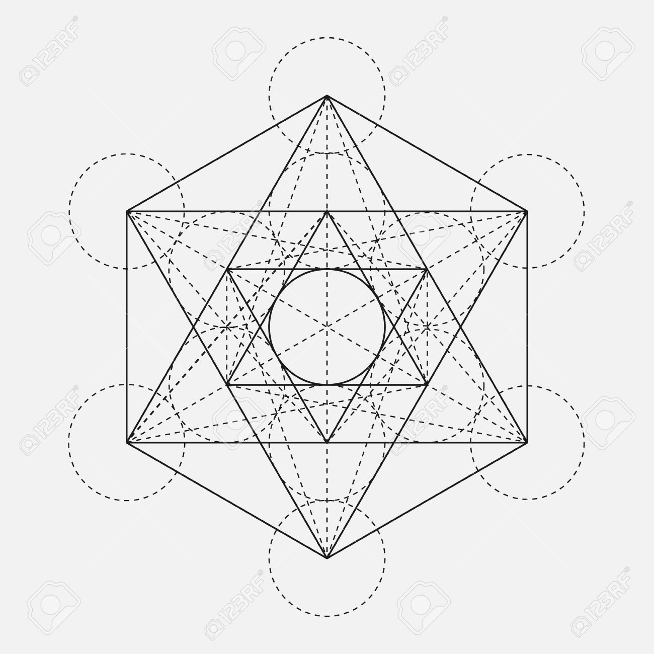 Image result for sacred geometry vector free geometric