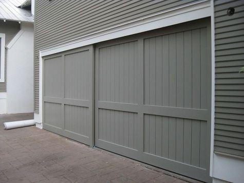 Sliding Garage Door Screen Sliding Garage Doors Garage Door