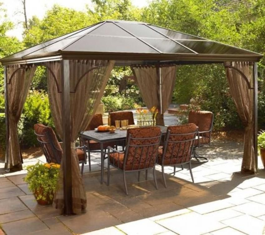 Home And Garden Ideas 13 upcycled furniture ideas for your home and garden Simple Garden Gazebo Ideas Cool Gazebo Design For Home Garden Accessories Home Decoration Http