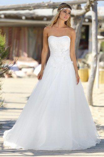 Hochzeitskleid von Ladybird - Hochzeitskleider 2015: Zum Träumen schöne Brautkleider auf www.gofeminin.de