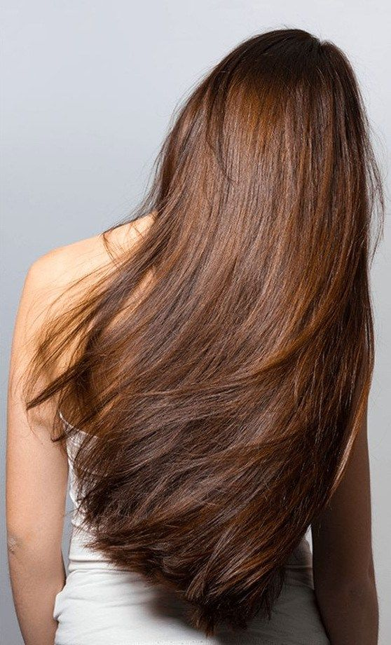Foods that make your hair grow can and should definitely be organic and natural.