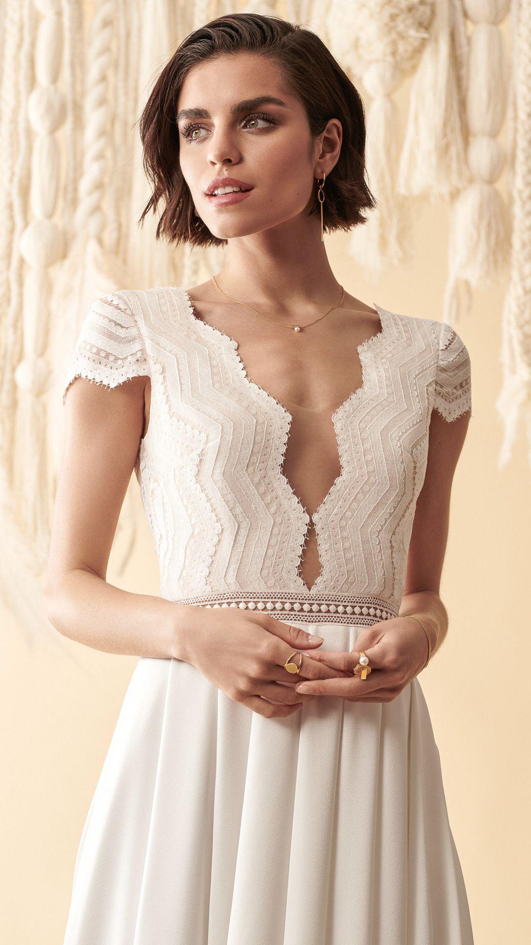 All Of Me Marylise Brautkleider 2020 Kleider Hochzeit Brautmode Brautkleid