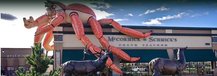 Mccormick And Schmick S Seafood Restaurant In Roseville Ca