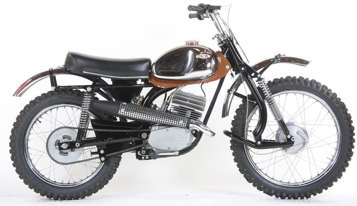 Vanhat Moottoripyörät