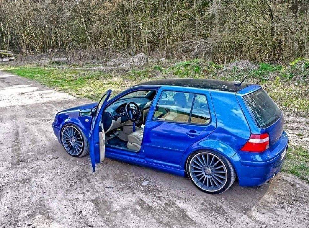 #VW #Golf #Mk4 | MK4 Golf Mods | Vw golf mk4, Volkswagen ...