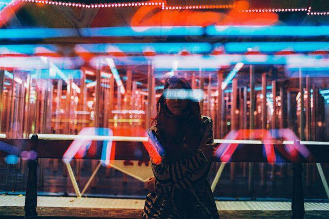 Dreamlike Urban Photography Series by Louis Dazy