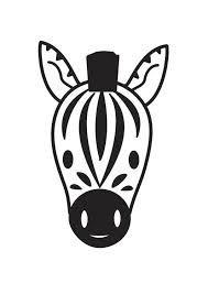 zebra knutselen zebra knutselen dieren knutselen