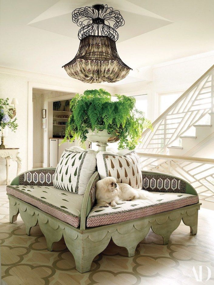 Peter Marino entry in Hamptons House from Out East by Jennifer Ash Rudick,  photo by